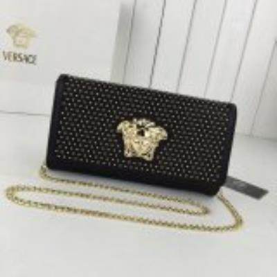 cheap quality Versace Bags DBFG532 Black